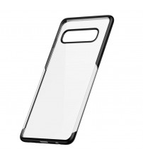 Husa Samsung Galaxy S10 Plus TPU Elegance, Black