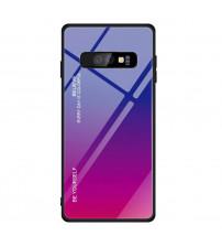 Husa Samsung Galaxy S10E Gradient Glass, Blue-Purple
