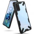 Husa Samsung Galaxy S20 originala RINGKE Fusion X, Black