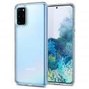 Husa Samsung Galaxy S20 Plus Slim TPU, Transparenta