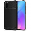 Husa Samsung Galaxy S20 Slim Armor TPU, Black