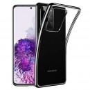 Husa Samsung Galaxy S20 Ultra TPU Elegance, Black