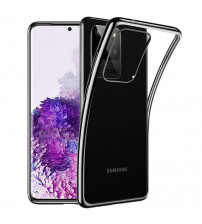 Husa Samsung Galaxy S20 TPU Elegance, Black