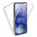 Husa Samsung Galaxy S20 Ultra TPU Full Cover 360 (fata+spate), Transparenta