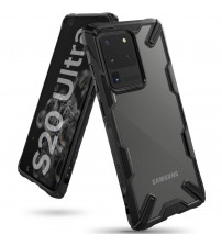 Husa Samsung Galaxy S20 Ultra originala RINGKE Fusion X, Black
