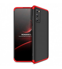 Husa Samsung Galaxy S21 GKK, Black-Red