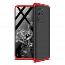 Husa Samsung Galaxy S21 Ultra GKK, Black-Red