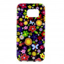Husa Samsung Galaxy S7 Edge, Flower
