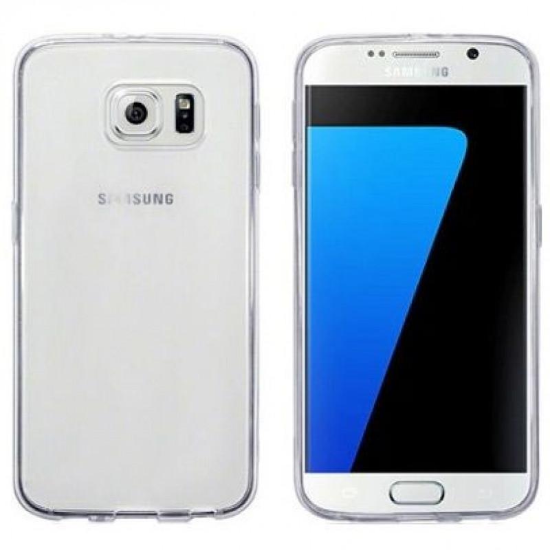 Husa Samsung S7 transparenta, Huse Samsung - TemperedGlass.ro