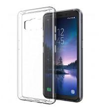 Husa Samsung Galaxy S8 Active Slim TPU, Transparenta