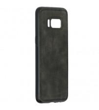 Husa Samsung Galaxy S8 Denim Magnet TPU, Black