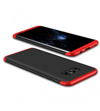 Husa Samsung Galaxy S8 GKK, Black-Red