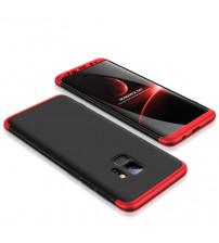 Husa Samsung Galaxy S9 GKK, Black-Red