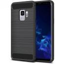 Husa Samsung Galaxy S9 Plus Slim Armor TPU, Black
