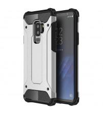 Husa Samsung Galaxy S9 Rigida Hybrid Shield, Silver