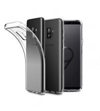Husa Samsung Galaxy S9 Slim TPU, Transparenta