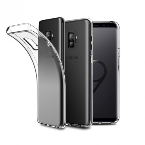 Husa Samsung S9 transparenta, Huse Samsung - TemperedGlass.ro