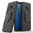 Husa Samsung S9 Magnet Slim Ring, Black
