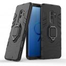 Husa Samsung S9 Plus Magnet Slim Ring, Black
