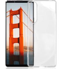 Husa Sony Xperia 1 II Slim TPU, Transparenta