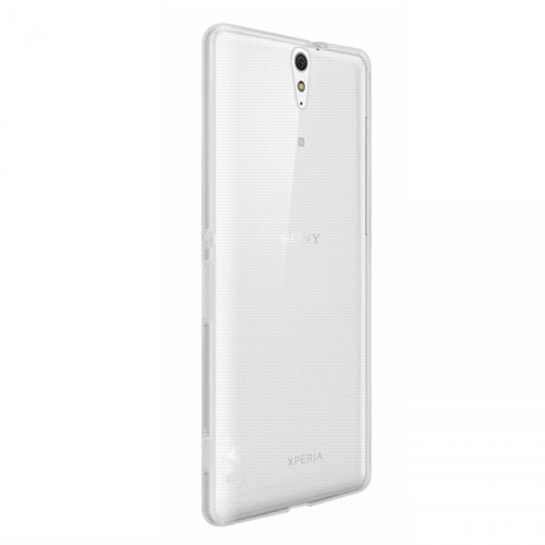 Husa Sony C5 Ultra transparenta, Huse Sony - TemperedGlass.ro