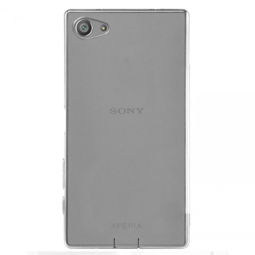 Husa Sony Z5 Compact transparenta, Huse Sony - TemperedGlass.ro