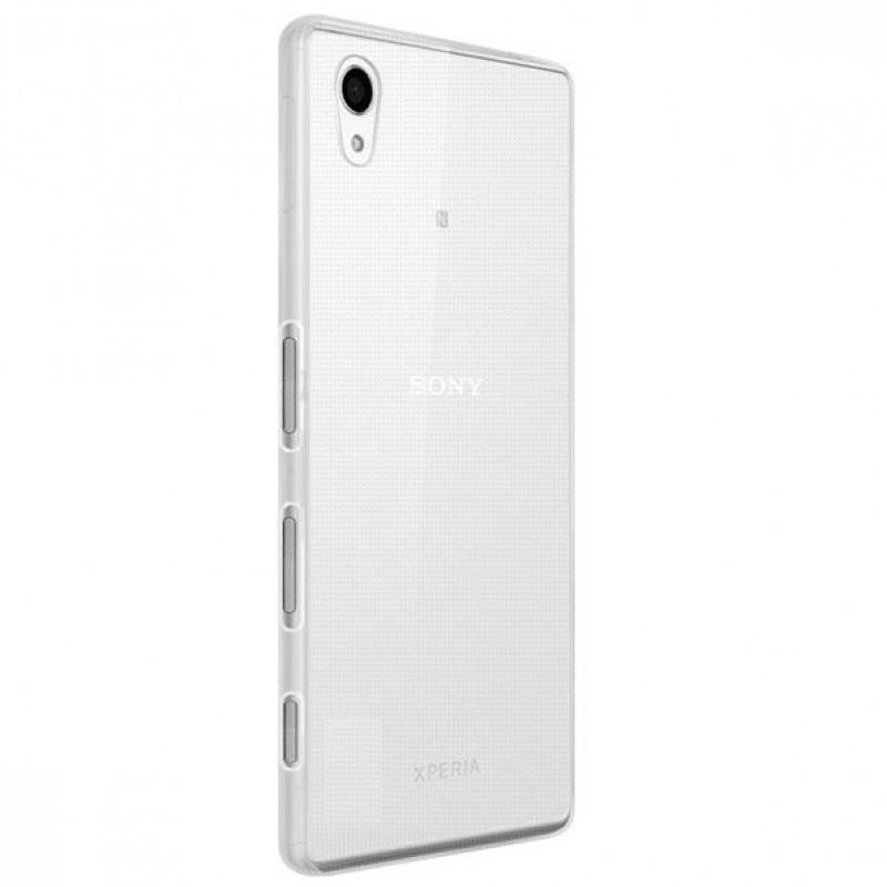 Husa Sony Xperia Z5 transparenta, Huse Sony - TemperedGlass.ro