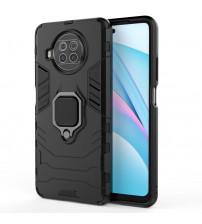 Husa Xiaomi Mi 10T Lite Magnet Slim Ring, Black