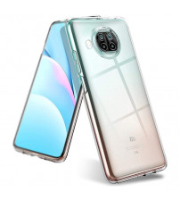 Husa Xiaomi Mi 10T Lite Slim TPU, Transparenta