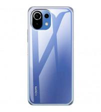 Husa Xiaomi Mi 11 Lite Slim TPU, Transparenta