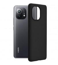 Husa Xiaomi Mi 11 Soft TPU, Black