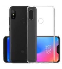 Husa Xiaomi Mi 8 Lite Slim TPU, Transparenta