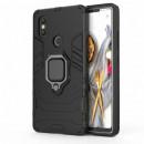 Husa Xiaomi Mi 8 Magnet Slim Ring, Black
