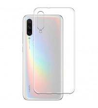Husa Xiaomi Mi 9 Lite Slim TPU, Transparenta