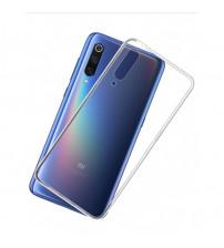 Husa Xiaomi Mi 9 SE Slim TPU, Transparenta