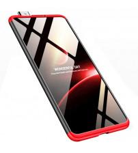 Husa Xiaomi Mi 9T GKK Full Cover 360, Black-Red