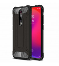 Husa Xiaomi Mi 9T Rigida Hybrid Shield, Black