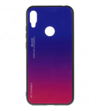 Husa Xiaomi Mi A2 Gradient Glass, Blue-Purple