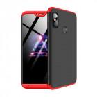 Husa Xiaomi Mi A2 Lite GKK, Black-Red