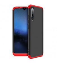 Husa Xiaomi Mi A2 GKK Full Cover 360, Black-Red