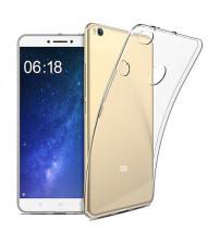 Husa Xiaomi Mi Max 2 Slim TPU, Transparenta