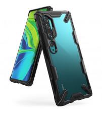 Husa Xiaomi Mi Note 10 originala RINGKE Fusion X, Black
