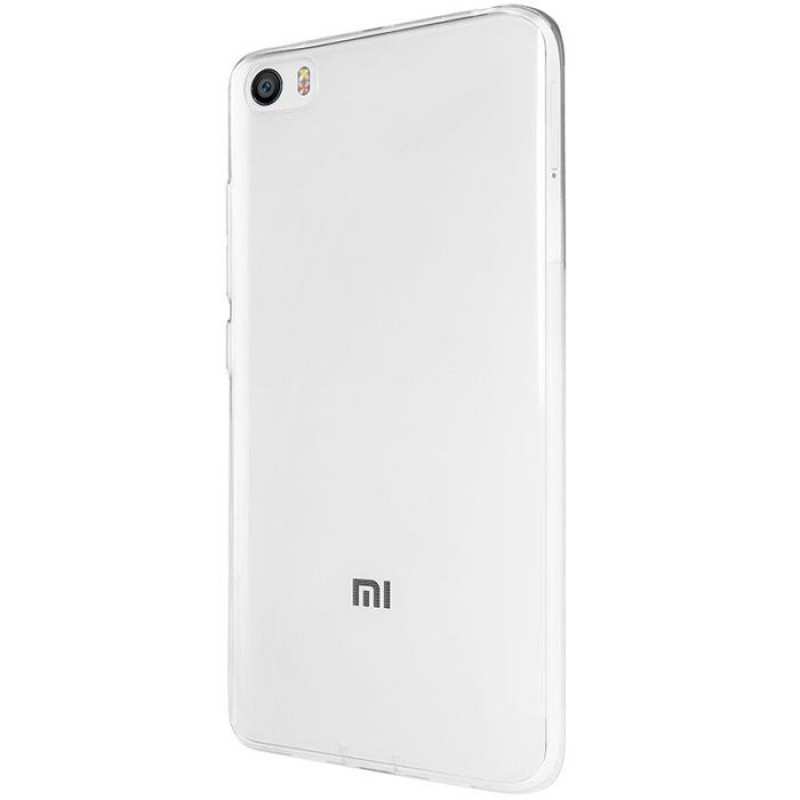 Husa Xiaomi Mi5 transparenta, Huse Xiaomi - TemperedGlass.ro