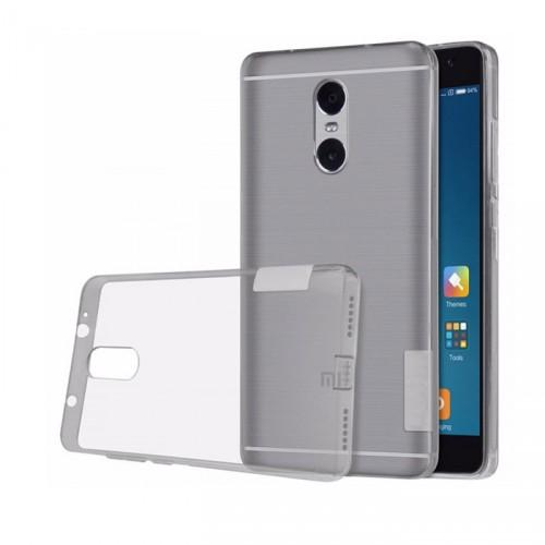 Husa Xiaomi Mi5S Plus transparenta, Huse Xiaomi - TemperedGlass.ro