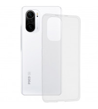 Husa Xiaomi Poco F3 Slim TPU, Transparenta