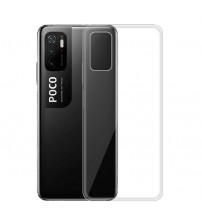 Husa Xiaomi Poco M3 Pro Slim TPU, Transparenta