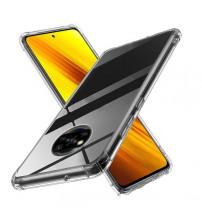 Husa Xiaomi Pocophone X3 Slim TPU, Transparenta