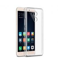 Husa Xiaomi Redmi 4 Prime Slim TPU, Transparenta