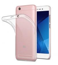 Husa Xiaomi Redmi 5 Slim TPU, Transparenta