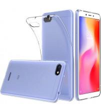 Husa Xiaomi Redmi 6A Slim TPU, Transparenta